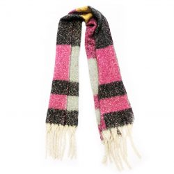 Blanket & Knitted Scarves